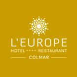 logo restaurant l'europe à colmar