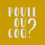 logo restaurant poule ou coq