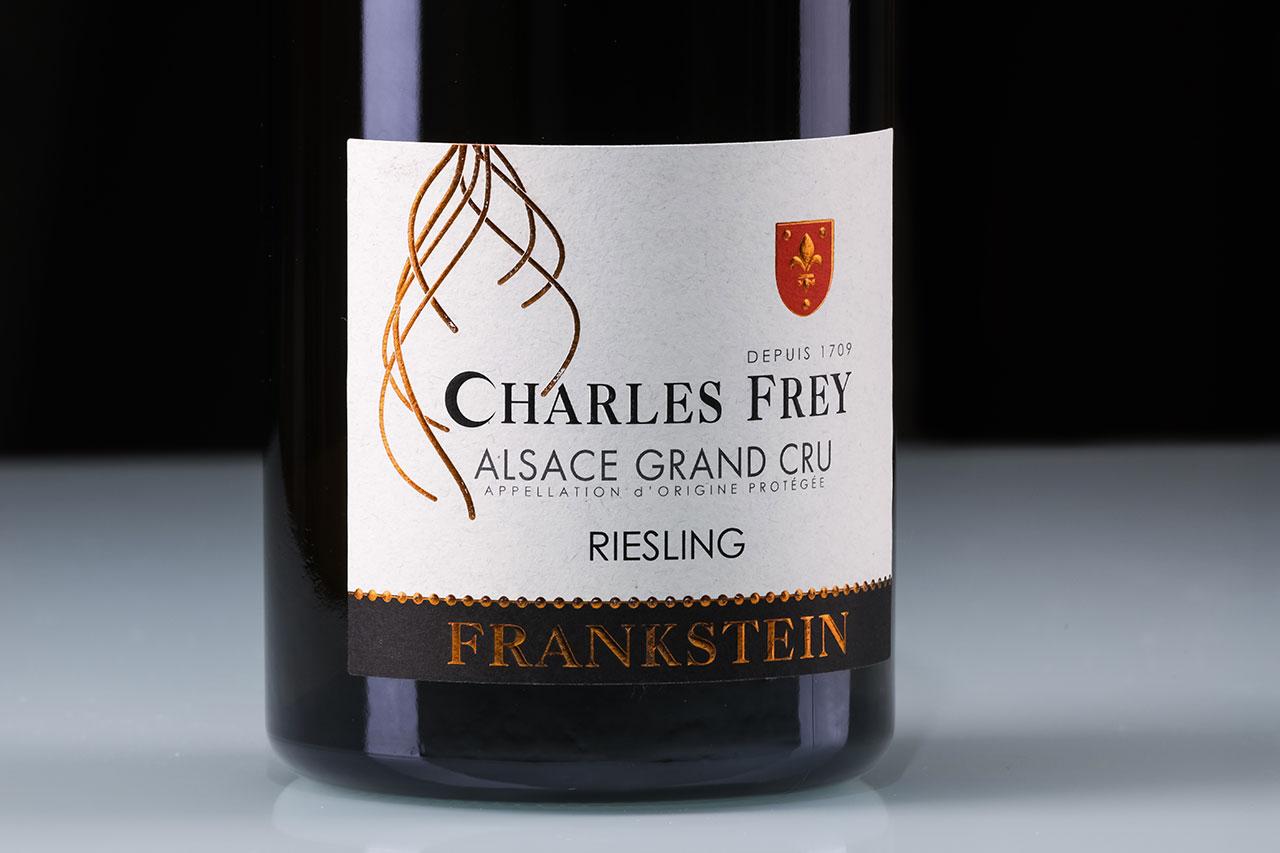 Riesling Grand cru Frankstein