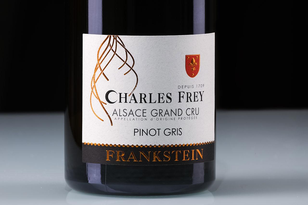 Alsace grand cru frankstein Pinot gris