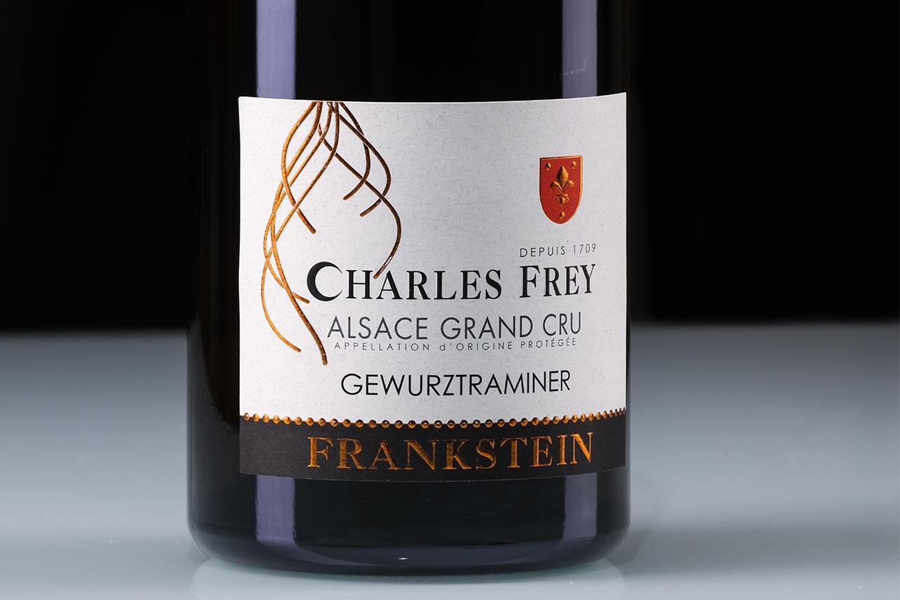Alsace Grand cru Frankstein Gewurztraminer