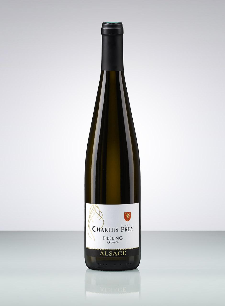 vin d'Alsace riesling granite